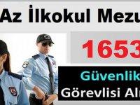 İşkur iş ilanları 2019 vasıtasıyla Binlerce Güvenlik Görevlisi iş ilanı