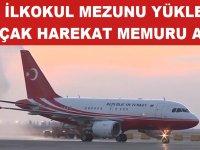 Uçak Harekat memuru ve Uçak yükleme işçisi alımı